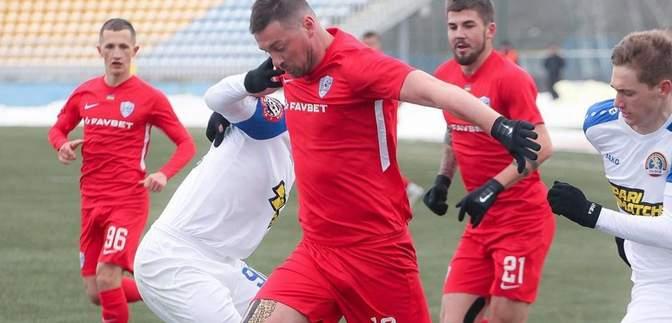 Львов победил Минай в дебютном матче Милевского: видео