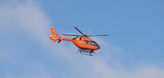 Біля Куршевеля розбився вертоліт: є загиблі