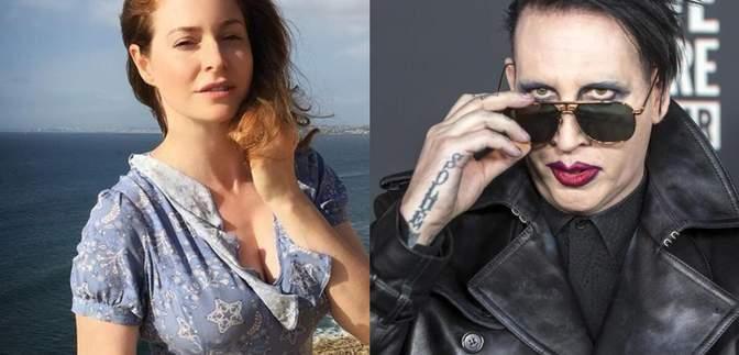 Відчувала себе бранкою: акторка Есме Б'янко назвала Мериліна Менсона монстром