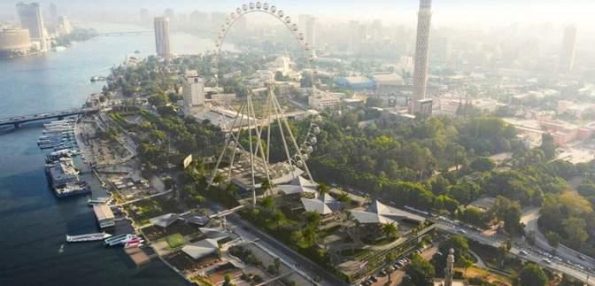 Новый аттракцион для туристов: в Египте построят самое большое в Африке колесо обозрения – фото
