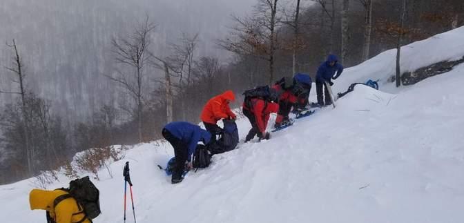 Уже третий день: туриста, заблудившегося в горах, ищут полсотни спасателей