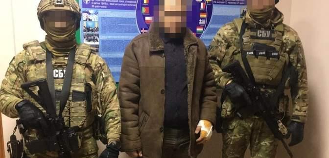 Приехал собирать информацию: в Одесской области СБУ поймала командира ДРГ террористов – видео