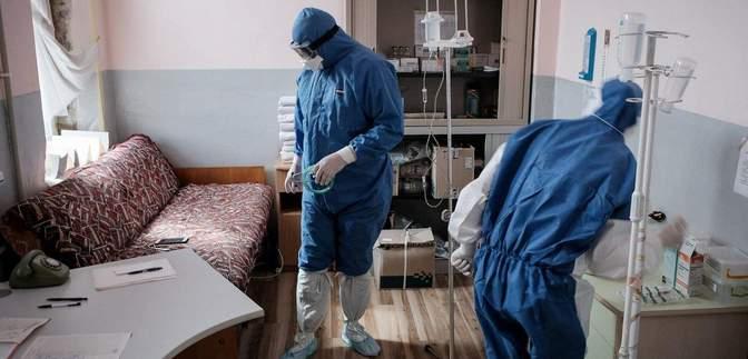 Вперше: в Україні розгорнуть тимчасовий шпиталь для заражених COVID-19