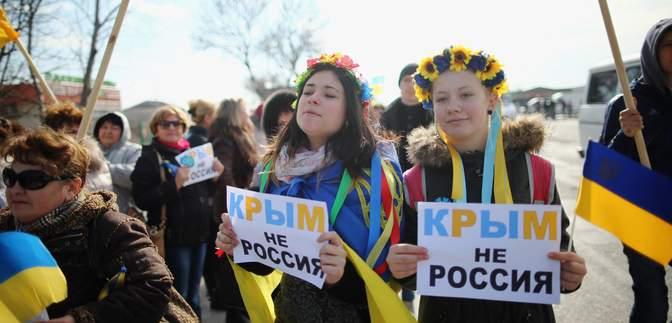 День начала оккупации Крыма: как изменился украинский полуостров за 7 лет
