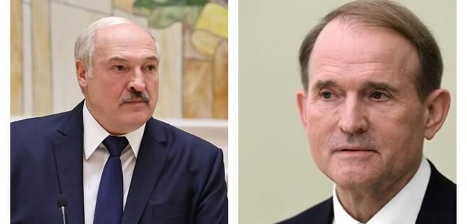 """Решение СНБО о """"трубе Медведчука"""" – удар в сторону Лукашенко, – белорусские СМИ"""