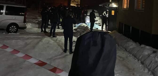 Через вибух гранати біля під'їзду загинули молоді люди в Дрогобичі на Львівщині