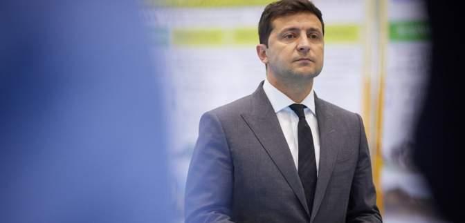 Зеленский ввел в действие решение СНБО о проверке нефтепроводов