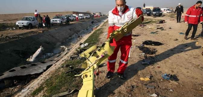 Іран відмовляється називати ім'я фігурантів авіакатастрофи МАУ, – Єнін