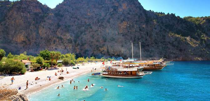 Туристу на заметку: сколько стоит добраться в Египет и Турцию из разных городов Украины