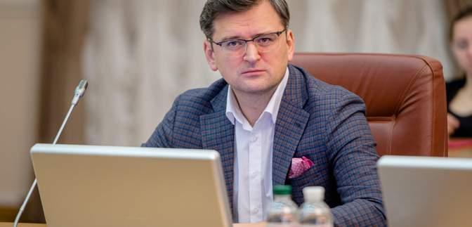 Кулеба упрекнул ЕС, что тот сначала готовит санкции по делу Навального, а не Крыма
