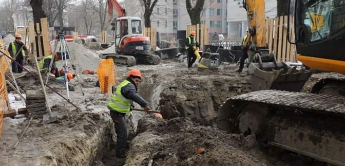 Во Львове возобновили ремонтные работы на 3 улицах: что известно