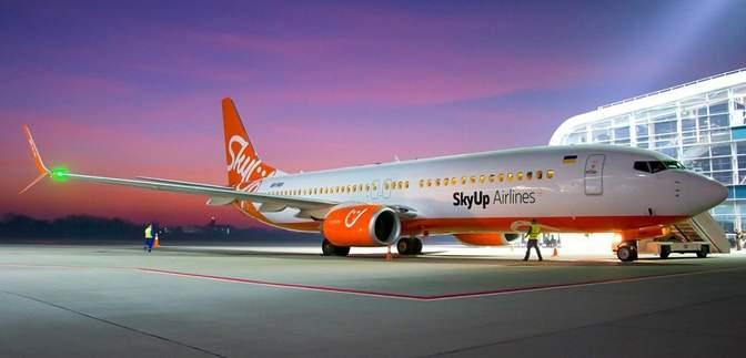 Новые условия онлайн-регистрации и выбора мест в самолете Sky Up Airlines: детали