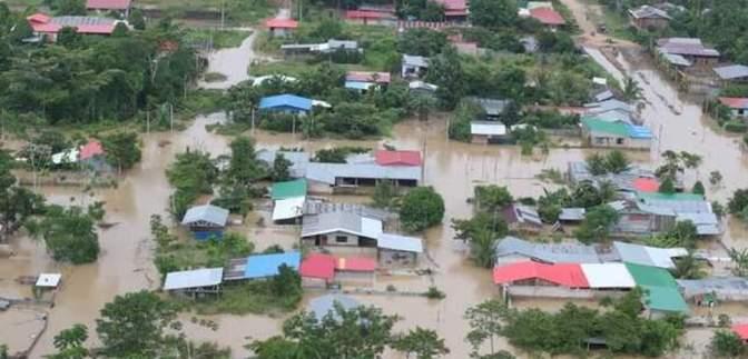 У Перу від повені постраждали тисячі будинків: фото