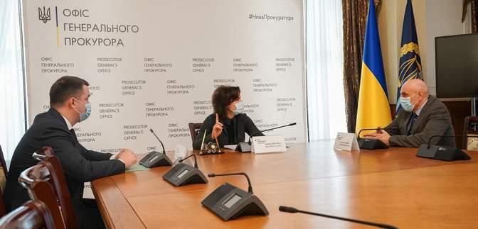 Венедіктова звернулась до суду в Гаазі через переслідування журналістів в окупованому Криму