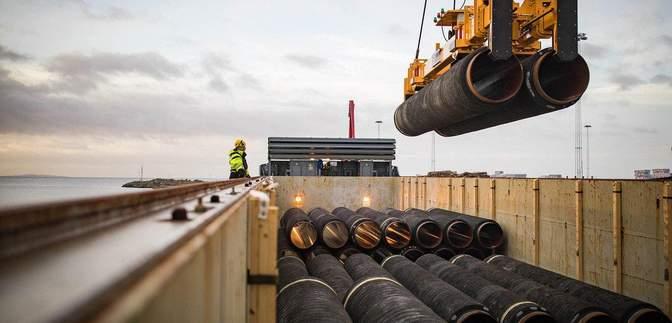 """В США призвали не допустить достройки газопровода """"Северный поток-2"""" – Голос Америки"""
