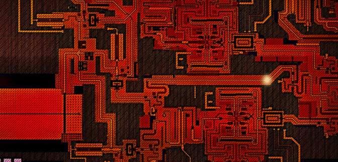 Инженеры предложили необычный суперскоростной интерфейс для передачи сигналов между чипами