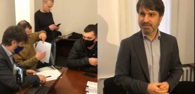 """Протокол Маселко так и не вручили, – юрист """"Центра противодействия коррупции"""""""
