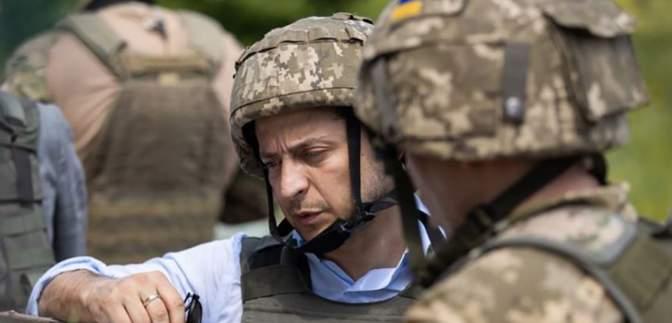 План Украины по Донбассу перенесли на неопределенный срок