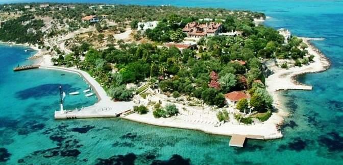 """За 55 мільйонів доларів: """"Мальдіви Егейського моря"""" виставили на продаж"""