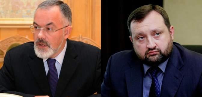 Почему Евросоюз снял санкции с Табачника и Арбузова: объяснение адвоката