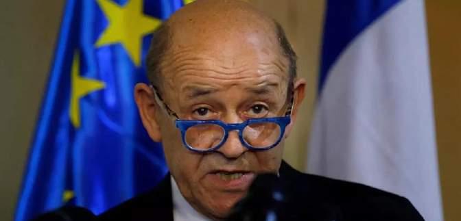 Россия – невыносимый сосед, но с ней надо говорить, – глава МИД Франции
