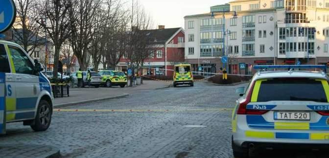 В Швеции мужчина с ножом напал на прохожих: почти десяток пострадавших