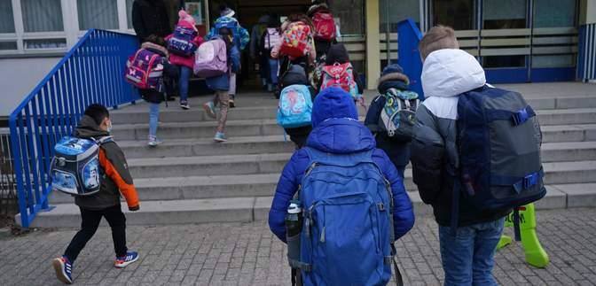 Школьников во Львове пока не будут отправлять на карантин