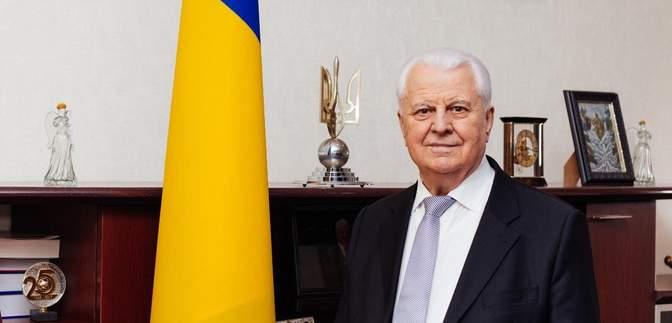Без утверждения Россией он является предложением, – Кравчук о плане по Донбассу