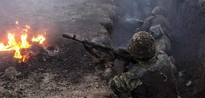 Россия предлагает запретить украинским бойцам самим стрелять в ответ