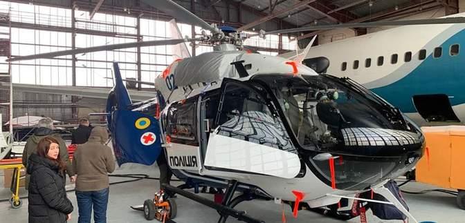 На Львовщине с 1 апреля будет работать медицинский вертолет: где он будет базироваться
