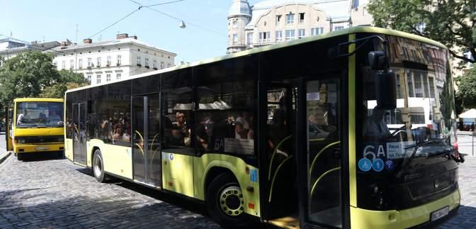 Красная зона на Львовщине: как во Львове будет курсировать общественный транспорт
