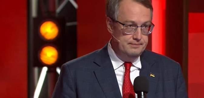Цель протеста под ОП – запугать народ и власть, – Геращенко