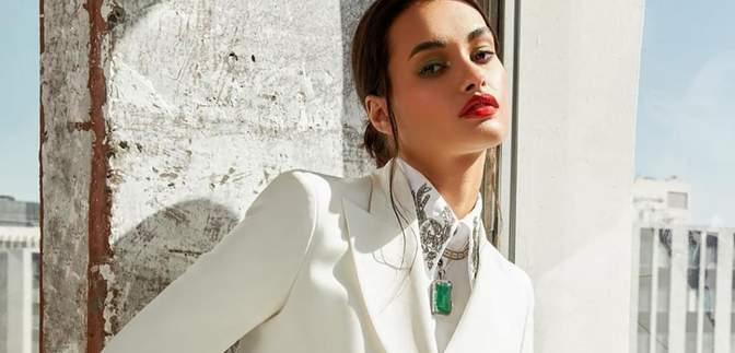 Бразильська модель Жизель Олівейра знялася для арабського глянцю Elle: розкішні фото