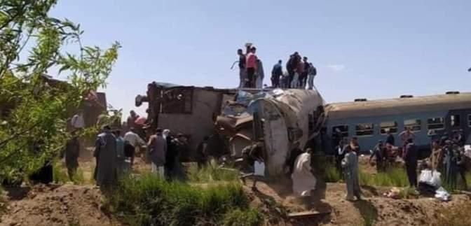 Хтось зірвав стоп-кран: назвали попередню причину зіткнення потягів в Єгипті