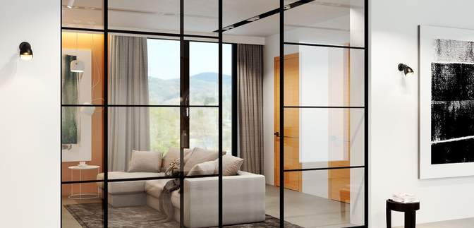 Как сделать квартиру просторной и светлой: секреты от дизайнера интерьера
