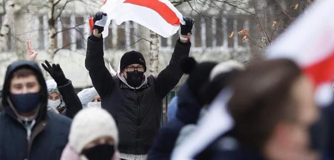 Во время протестов в Беларуси силовики задержали более 200 человек
