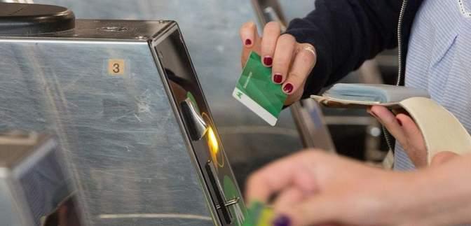 Київське метро нагадало про зелені картки: з 1 квітня вони не працюватимуть