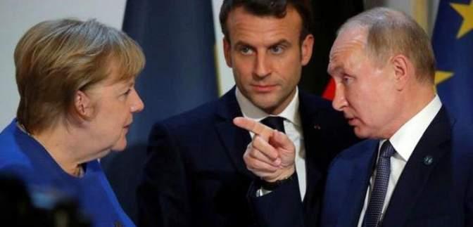 Ничего об Украине без Украины,– МИД о плане Путина встретиться только с Макроном и Меркель
