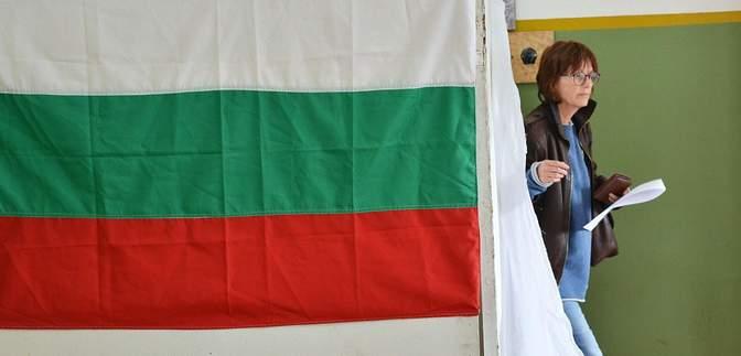 """В Болгарии проходят """"пандемийные"""" выборы: выбирают парламент"""