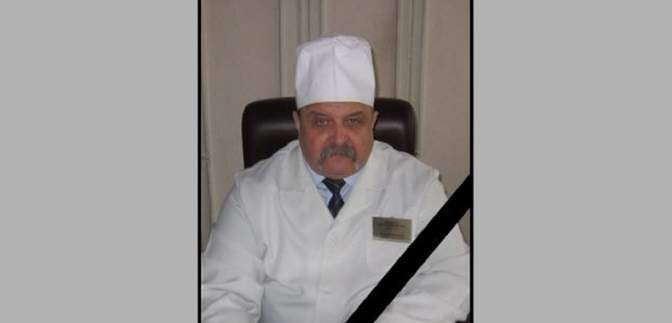 Пів року змагався за життя: у Харкові внаслідок COVID-19 помер головний лікар лікарні