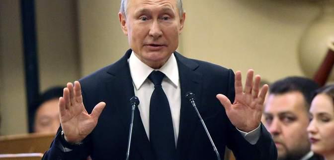 Это ухудшит ситуацию на Донбассе, – у Путина пригрозили Украине из-за вступления в НАТО