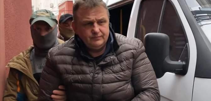 Оккупанты применяли пытки против задержанного в Крыму журналиста Есипенко