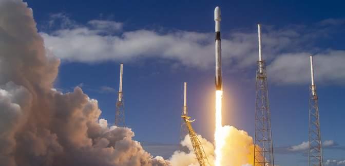 SpaceX вывела еще 60 спутников Starlink и приблизилась к первоначальной цели в 1440 аппаратов
