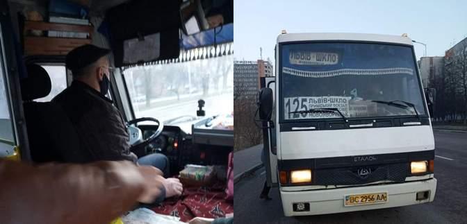 Унижал и отказывался везти АТОшника: в отношении водителя назначили служебное расследование
