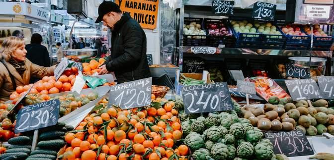 В мире цены на продукты выросли больше всего с 2014 года