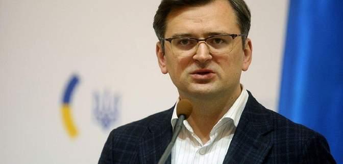 """""""Україна не залишиться наодинці"""": Кулеба обговорив ситуацію на Донбасі зі світовими дипломатами"""