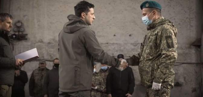 Нас никто не победит, – Зеленский подытожил свою поездку на Донбасс
