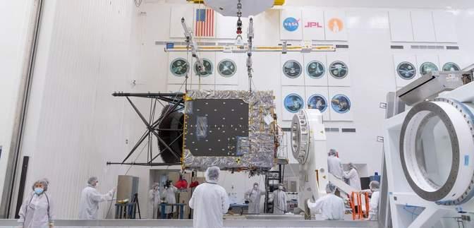 NASA готовится испытать двигатель Холла в открытом космосе