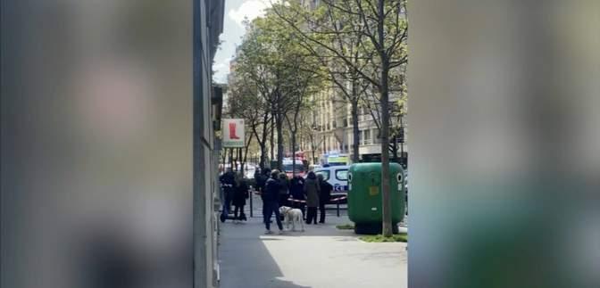 В Париже произошла смертельная стрельба: нападавший скрылся на скутере