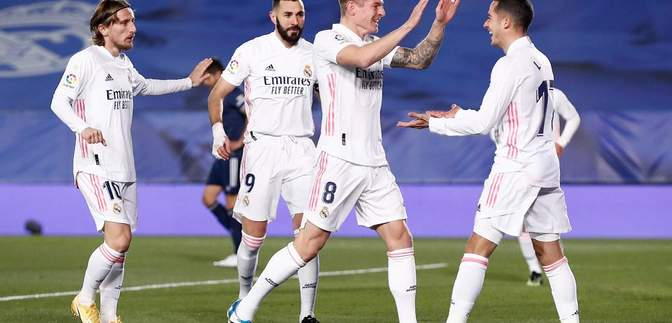 Ліверпуль – Реал: де дивитися онлайн матч 1/4 фіналу Ліги чемпіонів